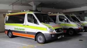 275 Ambulances For Constituencies Ready