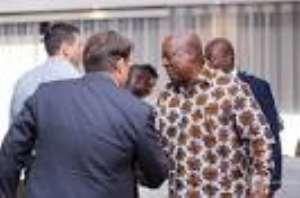 Mahama Meeting Diplomats On Security Issues An Irresponsible Behaviour—Hon. Andy Appiah Kubi