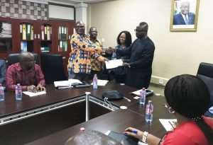 UNDP, Energy Commission Presents Ghana's Renewable Energy Master Plan To Energy Ministry
