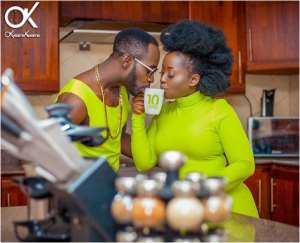 5 Reasons You Should 'Flaunt Your Lover' With Okyeame Kwame On Feb 23
