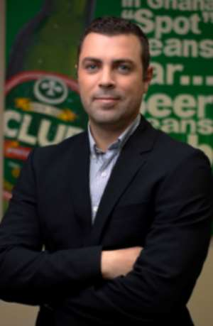 Shaun Raposo Appointed New Country Director For Accra Brewery