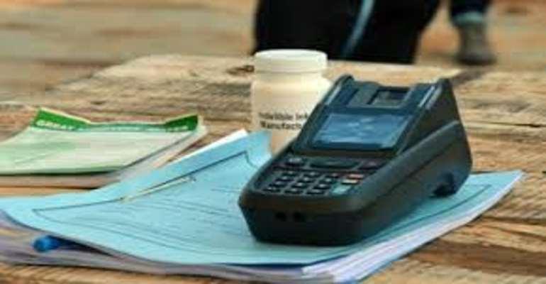 Sample Biometric Verification Device. Photo credit: Citinewsroom.com