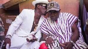 Angry Father Of Shatta Wale's Writes To CID To Investigate 'Fake' Prophet Predicting Death For His Son