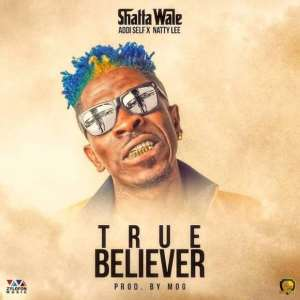 Shatta Wale Drops A Hot Tune For Fake Pastors  Titled 'True Believer'