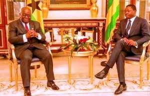 Akufo-Addo Won't Impose Solutions On Togo