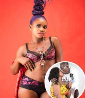 Patapaa's Crush Nigerian Singer Guudy Is Jealous About His New Relationship