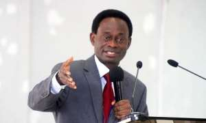 Apostle Onyinah Cautions Ghanaians Against Homosexuality And Lesbianism