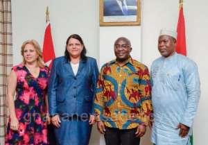 Ghana, Cuba Partner To Fight Malaria