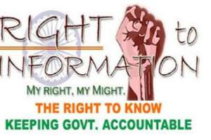 Calls For The Passage Of RTI Bill Gather Momentum