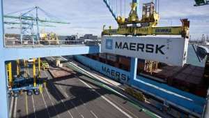The World's Biggest Container Liner Looking For More Deals