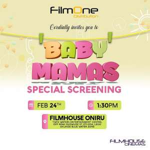 Baby Mama's Movie: Four Women Share All Their Experiences