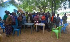 Ghana Chamber Of Farmers Trains 236 Farmers In Adansi District