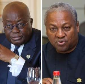 Mr President, I Think You May Have Misunderstood Former President John Mahama -Insecurity Today Worse Than In Slave Trade Era