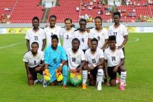 WAFU 2018: No Changes In Black Queens Squad To Face Nigeria In Semi Finals