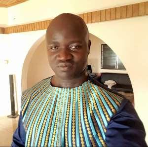 Isaac Mensah, Brands Manager of Distill Ghana Limited