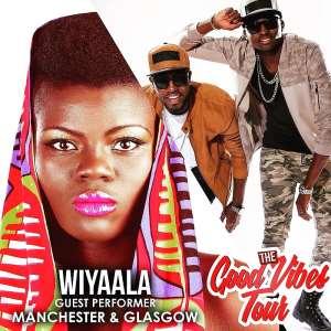"Wiyaala to Join Reggie N Bollie's ""Good Vibes"" UK Tour"