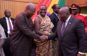 Mahama Describes Nana Addo As 'Father Of Militant Vigilantism'