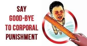 Avoid Corporal Punishment In Schools