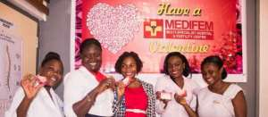 Medifem Showed Love During Val's Day