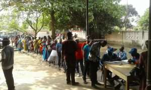 NDC Presidential Elections: Voting Opens Across The Country