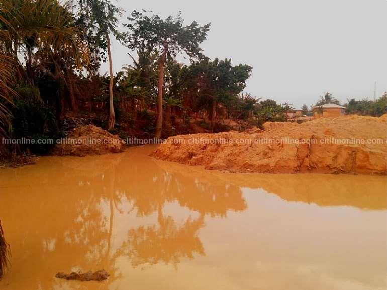 224201843556 the prah river in ghana