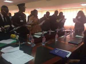 EOCO Lacks Resources But Work Must Go On