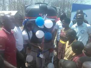 Borehole For Adaklu Kpogadzi Basic School