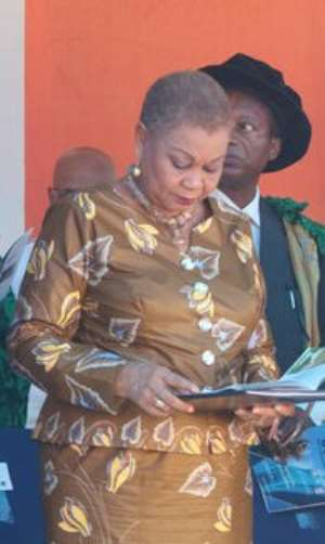 Use Communication To Drive Development--Joyce Aryee To Journalists