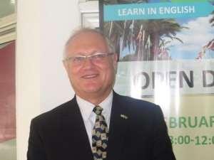 Israeli Embassy's Educational Fair For Ghanaian Students