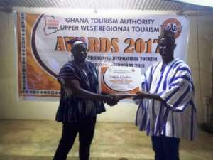 Upper West Regional Tourism Awards Honour 18