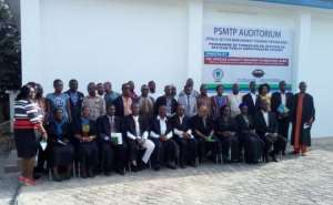 GIMPA Holds Matriculation