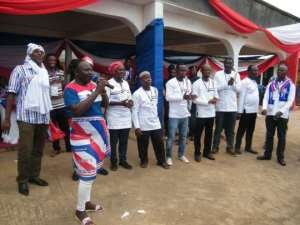 Gomoa West NPP Held Peaceful Congress