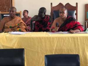 Kwahu Traditional Council (KTC) Launches Marathon And Community Gala