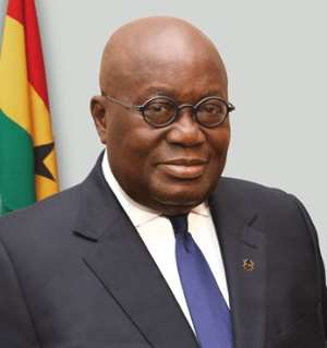 Akufo-Addo Visits Washington National Cathedral In USA