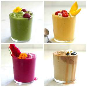 2 Smoothie Mix To Start Your Day