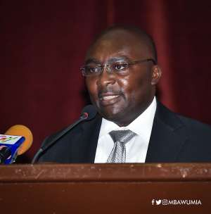 Collaboration between Auditor General, Special Prosecutor, sure bet to win corruption fight – Vice President Bawumia