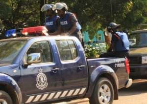 We Don't Have Patrol Cars--Oyibi Police