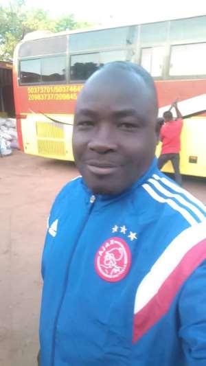 Coach Moses Cofie Leads League In Burkina Faso