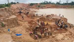 Fight Against Galamsey: Nana Addo Appointees Busted Taking Bribe