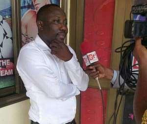 Mickey Charles Has An Agenda Against GFA - Abdul Salam Insists