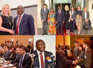 Fair Agreements On Natural Resources Crucial--Bawumia