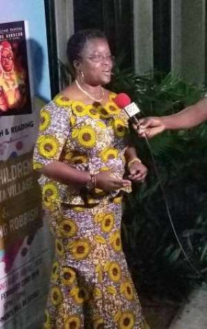 Roberta Turkson Adds To Ghana's Literary Works