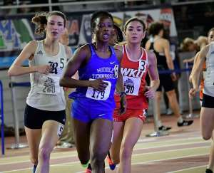 Agnes Abu Smashes 14 Year Old Record