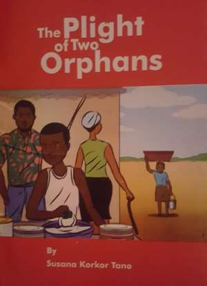 'Plight Of Two Orphans' Launched