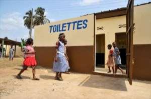 Ayakomaso Basic School Lacks Toilet Facility