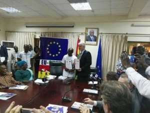 Ghana-EU Reach Euro 175 million Financing Agreements