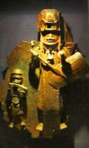 Ekpenede, Iyase of Benin, Benin, now in Horniman Museum, London, United Kingdom.