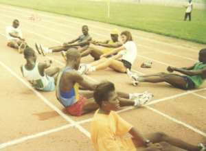 Coaching course ends at Winneba Sport College