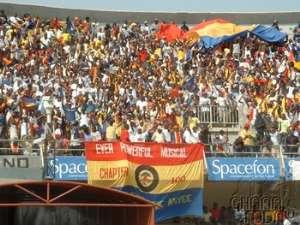 First leg CAF Finals gross over 900 million