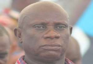 Loose Cannon Obiri Boahen Sweats As He Apologises To NPP